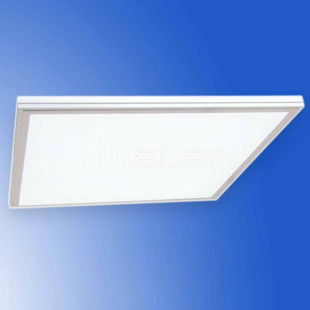 Smooth lights emitting led cleanroom panel light 1200x600