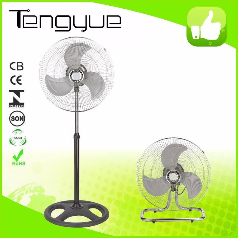 National 18/26 pouces ventilateur sur pied 18 pouce ventilateur industriel Ventilador