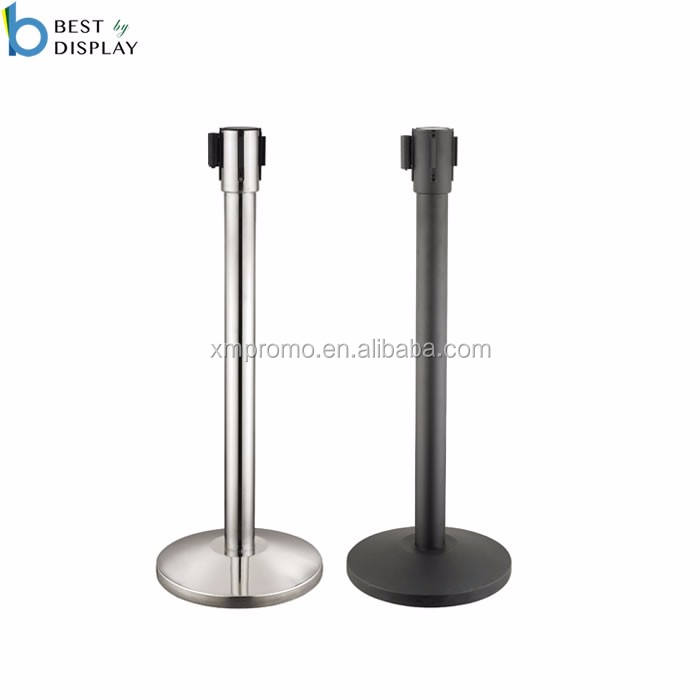 Arena Used Retractable Railing Stanchion Queue Barricade Stands Crowd Control Cheap Queuing Barrier
