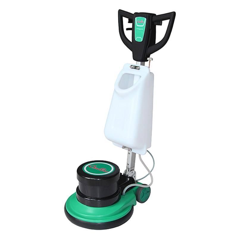 granit zemin yıkama temizlik makinası