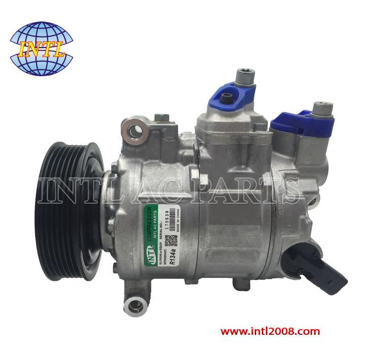 AC Compressor Control Solenoid Valve 7SEU16C//6SEU12C For A4 A6 A8 Quattro New