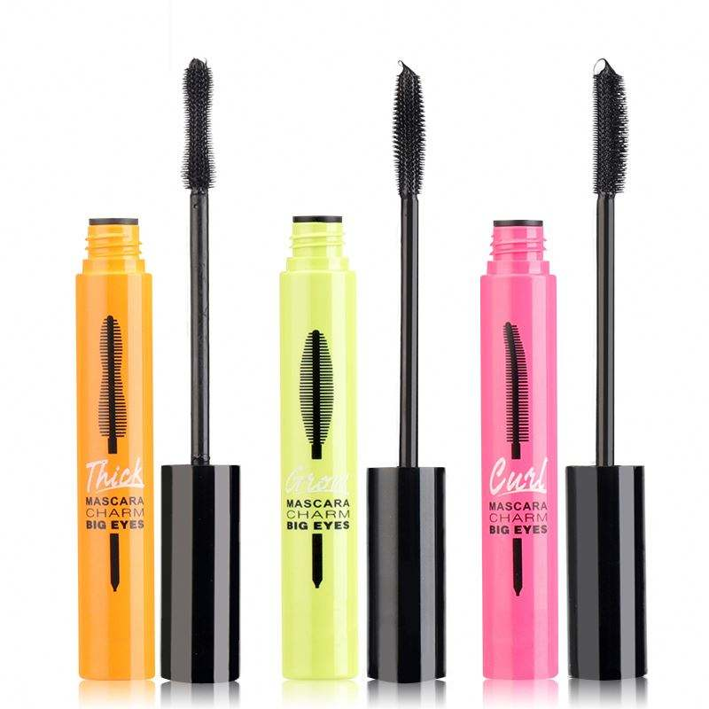 Make your own brand makeup 3d mascara best selling products private label mascara