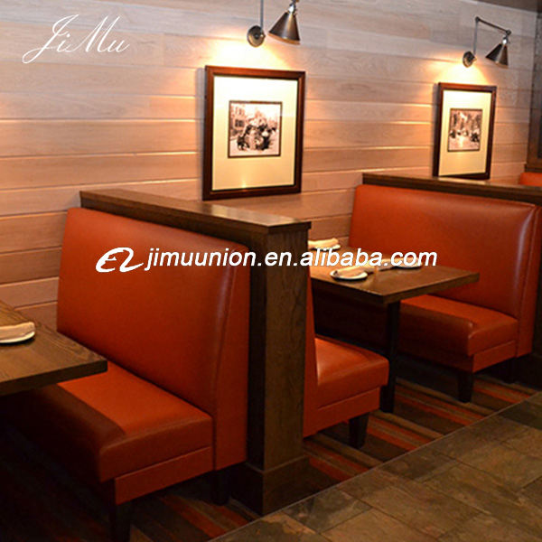 Guangzhou Cheap Modern Restaurant Booth Restaurant Sofa Booth For Sale