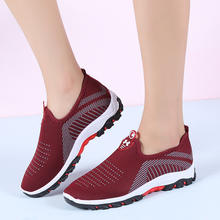 Women Casual Shoes Lightweight Breathable Flats Women Shoes footwear loafers Zapatos Hombre Casual Shoes--Guality quality cheap