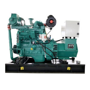 Sea water cooled marine diesel generator 10kw