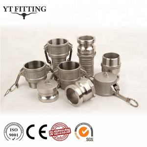 hot sale stainless steel cam and grooved coupling