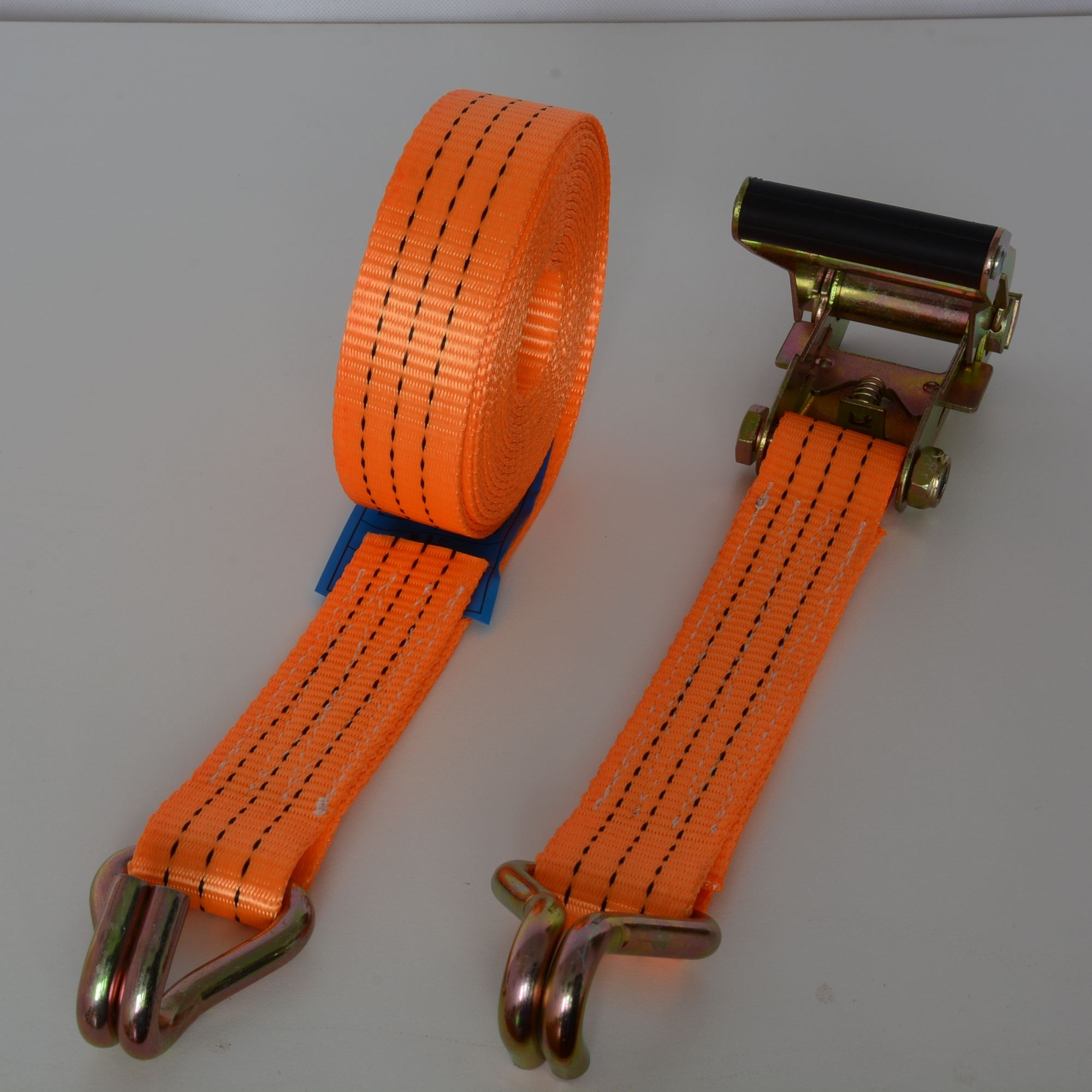 50mm x 10m ratchet strap tie down, rachet tie down