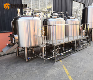 500L hot sale beer making machine small beer brewery equipment