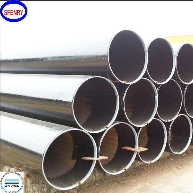 중국 Supplier API 5L Standard Welded Carbon Steel Pipe