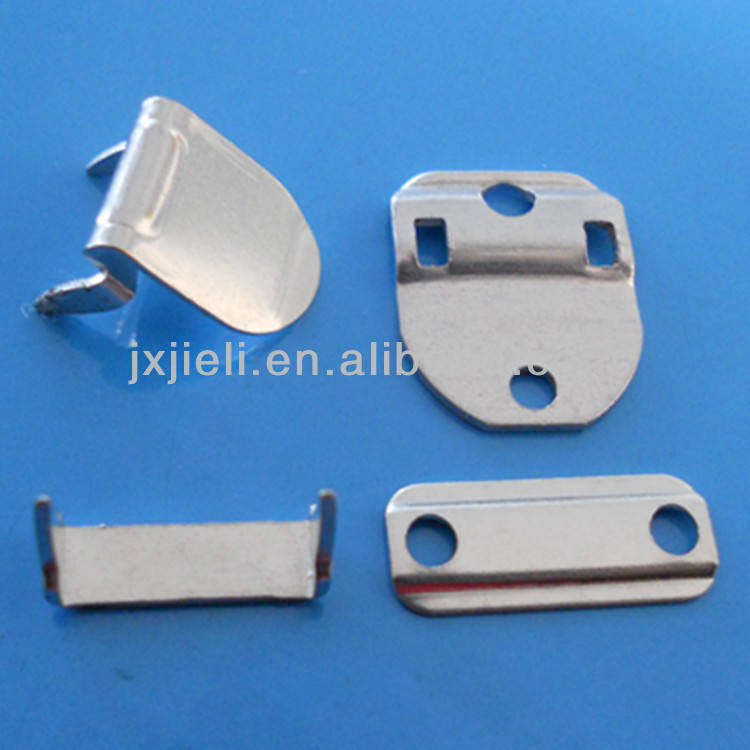 4 parts dress hook and eye strong hook for trousers