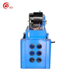 Brake Hydraulic Hose Pressing Machine For Sale