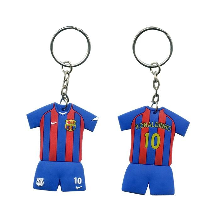 Cheap Wholesale Keychain Soccer Jersey Keychain Gift Keychain For Sports Souvenir