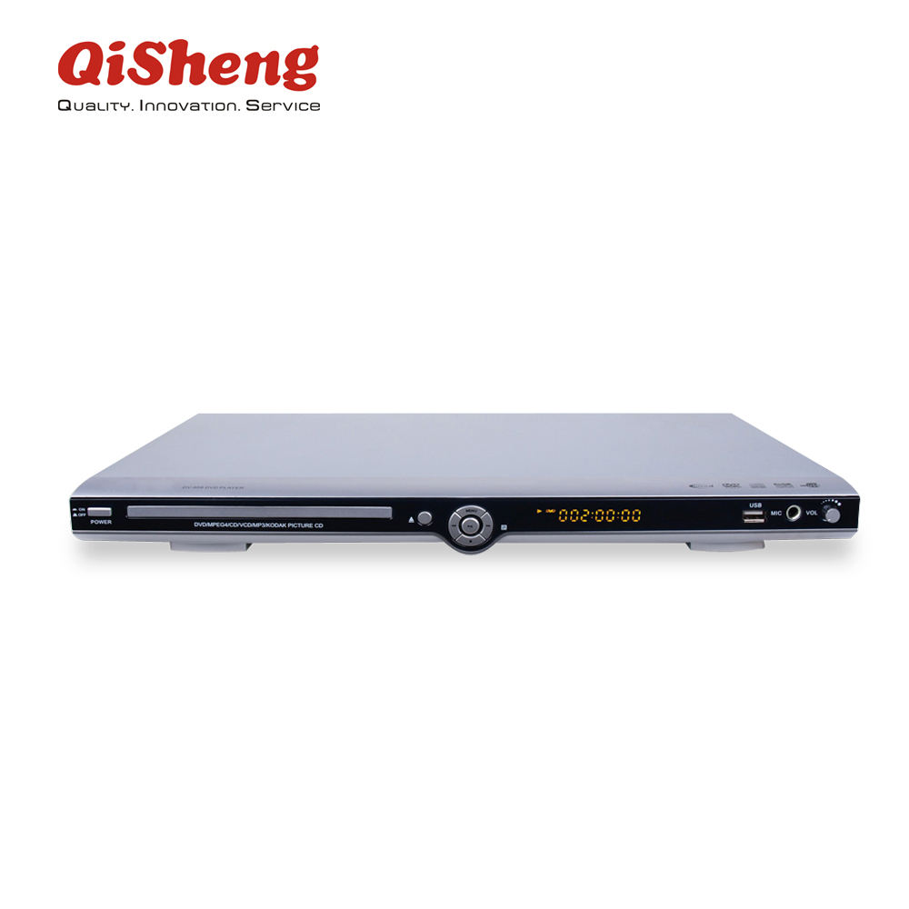 Middle size home use DVD player