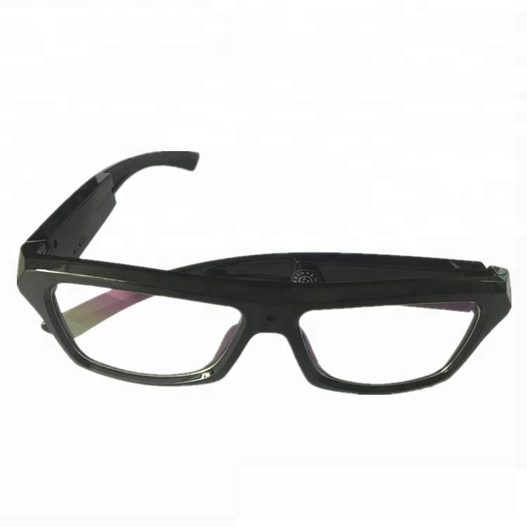 720 p hd camera eyewear driver zonnebril met camera Mini verborgen bril camera