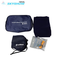 China good supplier Travel bag set airline sleeping kit
