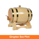 Cheap custom handmade wood beer barrel natural wooden wine barrel