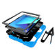 factory price TPU PC Hybrid Rubber stand case For Samsung Galaxy Tab S3 9.7 SM-T825 T820