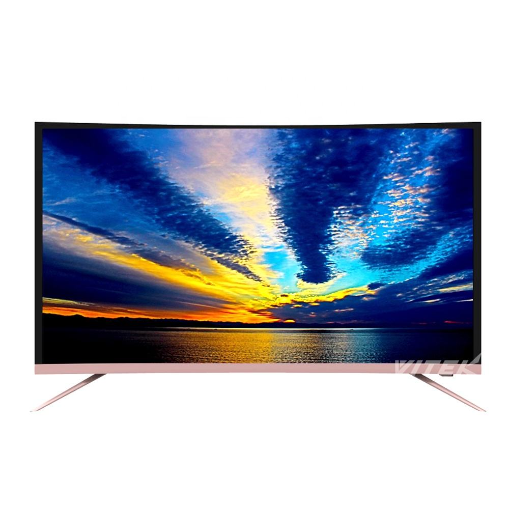 Wholesale 32 40 50 55 inch televisions led smart tv china with WIFI
