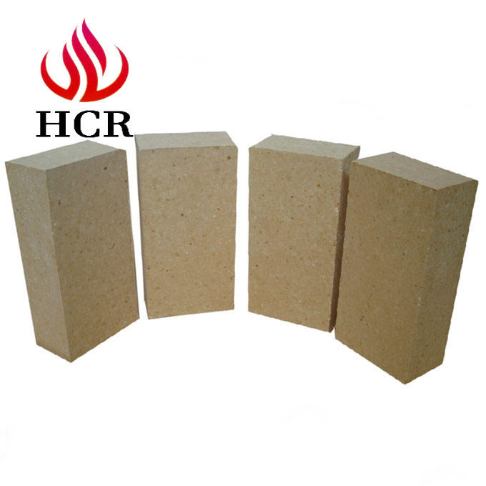 Competitive price high alumina brick used for steel & iron furnace