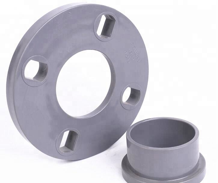 White color plastic wall flange ABS plated flanges jis standard flanges 10k sorf with ABS certification