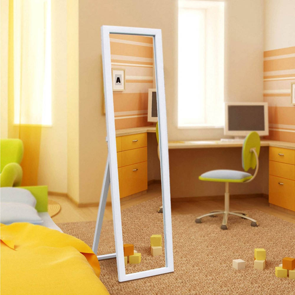 Modern Designed Luxury Elegant Silver Mirror For Dressing Mirror Made in China