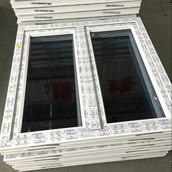 Australian Standard PVC Window, PVC Frame Double Glazed Door and Window, PVC Profile window
