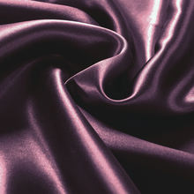 Non-toxic SNOW SILK 100% Pure Mulberry Silk Fabric 16/19/22/25MM Plain Dyed Charmeuse OEKO-TEX100