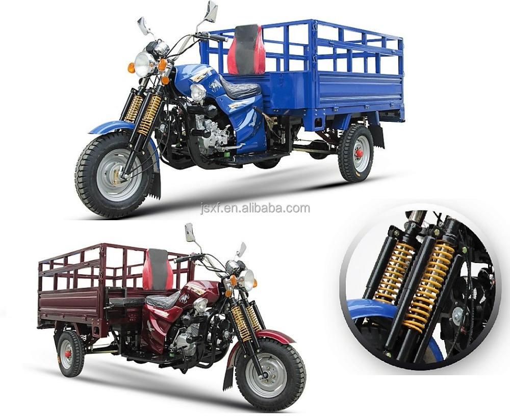 Cargo Tricycle, motorized tricycles,150cc and 200cc