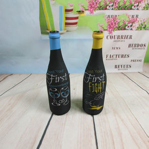 Customized Logo Multi-functional Waterproof Neoprene Champagne Wine Beer Bottle Cover