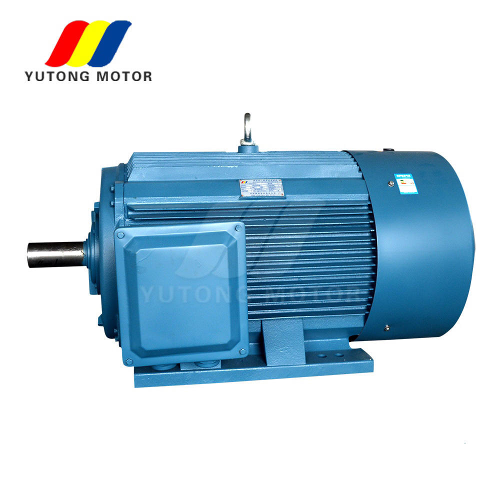 YD series electric motor construction machinery parts two speed motor
