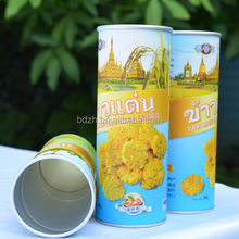 High quality laminated custom printing pringles potato chips packaging