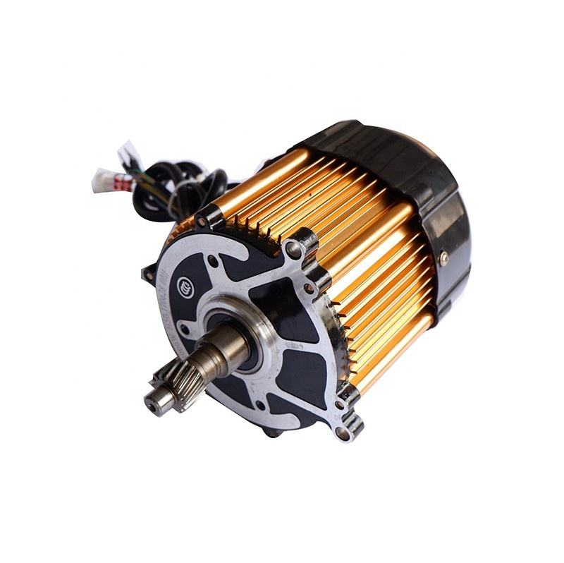 Brushless Dc Motor Sine Wave BLDC Motor 48V 1000W Motor for electric tricycle