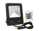 The Best price and quality offer 16 colors outdoor waterproof 20w 30w 50w RGB LED Flood light, RGB remote led floodlight