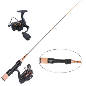 HONOREAL bán buôn carbon rod reel combo 1 piece