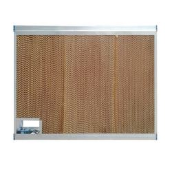 Custom Made Size, poultry farm honey comb evaporative cooling pad wall