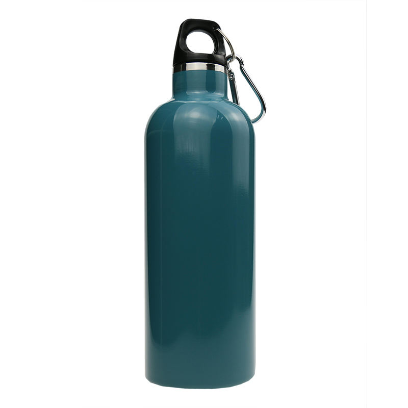 25OZ stainless steel water bottle for sports