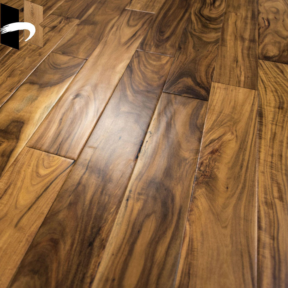 HBFLOR Solid Acacia Wood Flooring