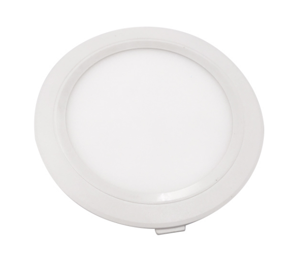 6 w 12 w 18 w 24 w 2 in 1 LED PANEL AYDINLATMA gömme Düz Downlight LED tavan paneli ışığı