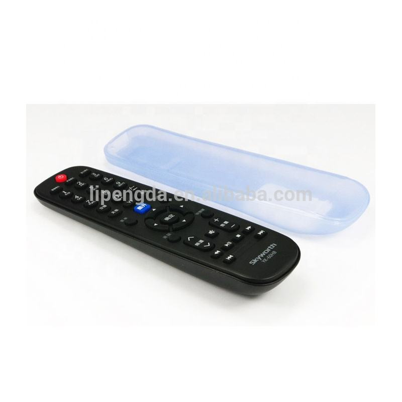 High Quality Silicone Custom Remote Control Case Tv Air Condition Silicone Remote Control Cover Protector