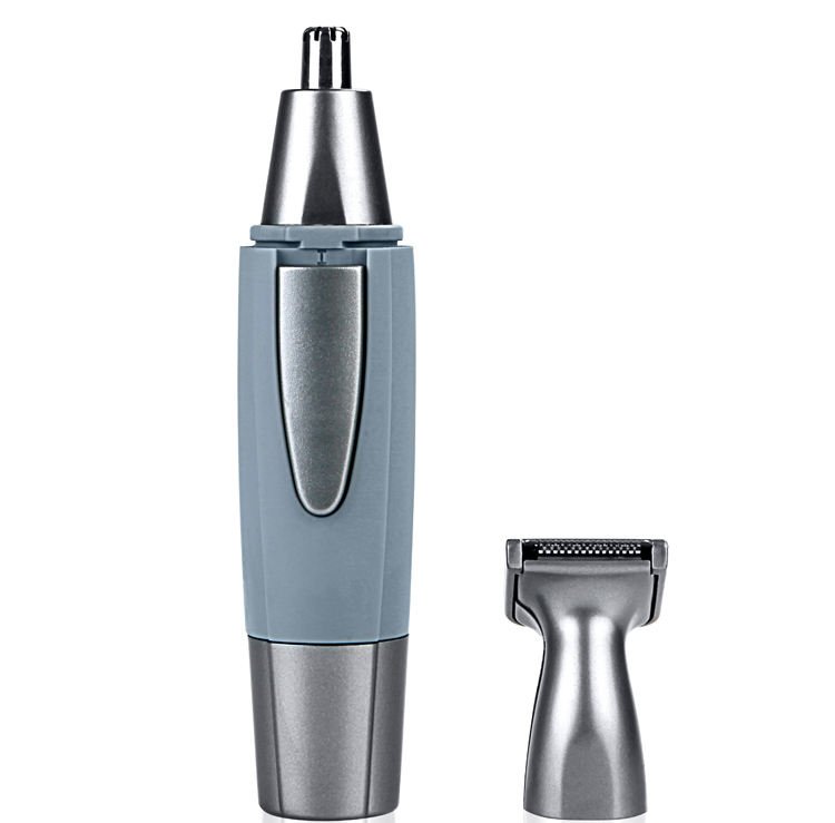 Ear Nose Trimmer Electronic Battery Operated Nose Ear Trimmer With Led Light For Men