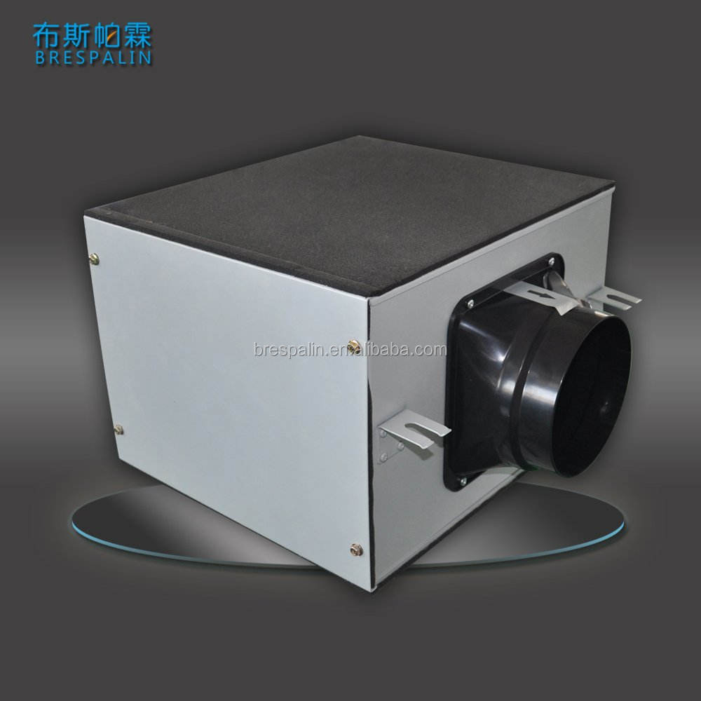 PM2.5 Air Filter Box Inline HEPA Filter for Commercial and Home HVAC