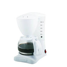 2019 hot selling in Japan high quality Anti Dry Design black and white 650 ml electric drip coffeemaker cafetera easy clean
