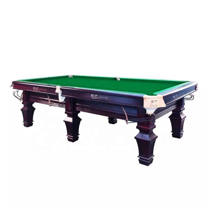 Professional manufacturer snooker pool table billiard