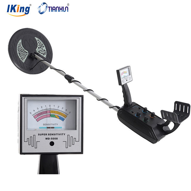China produceren MD-5008 underground gold metal detector