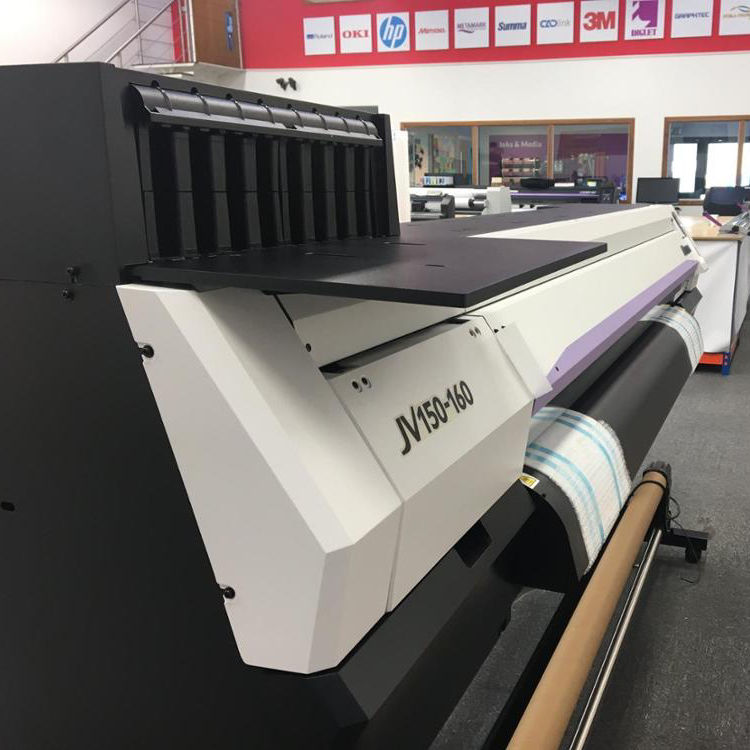 64inch Recycled Mimaki JV150-160 Eco Solvent/ Sublimation Printer With New DX7 Printhead