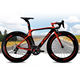 700C 54cm size carbon frame fat tire bike with 22 speed