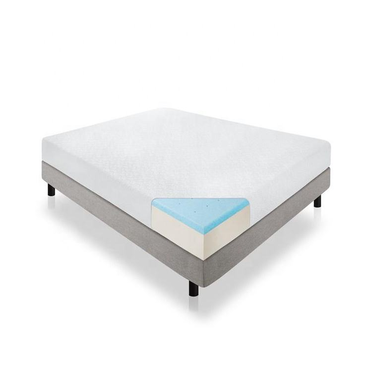 Wholesale Gel mattress memory foam mattress