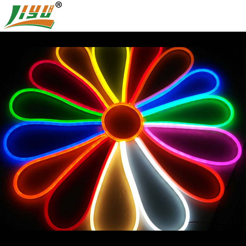 SHANGHAI LIYU,10*22MM DEKORATIVE NEON FLEX LED 240V
