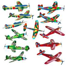 Bulk Party Favors Glider Planes Fun Toys Gliders Foam Glider Airplane Fun Gift Party Favors Stocking Stuffer Good Bag Fillers