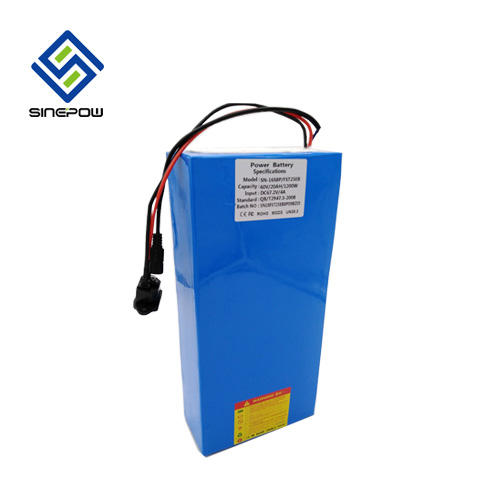 60v 20ah 25Ah lithium battery with charger electric scooter battery set